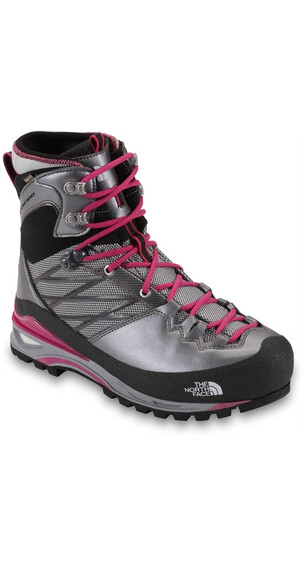 The North Face W's Verto S4K GTX Lunar Ice Grey/Fuschia Pink (C1K)